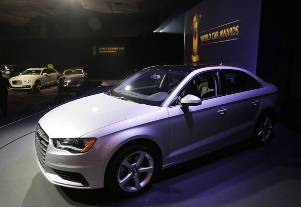 Yılın otomobili Audi A3