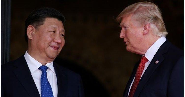 Trump Çin ile anlaşmayı böyle duyurdu: Bu gerçek haber!