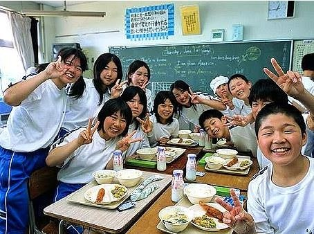 Japon eğitim sisteminin şaşırtıcı disiplini!