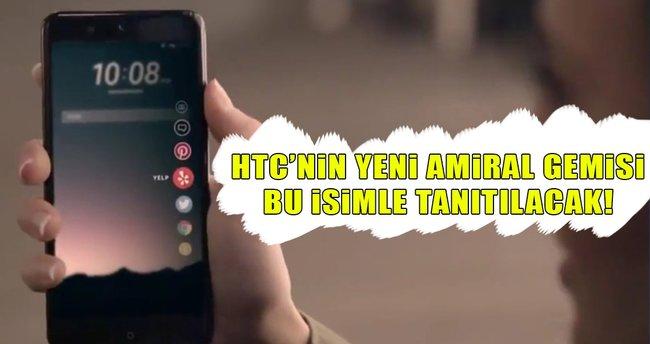 "HTC'nin yeni telefonu ""HTC U 11"" olacak"