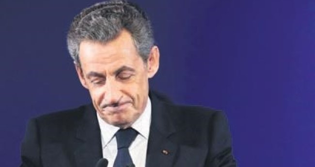 Sarkozy'den erken veda