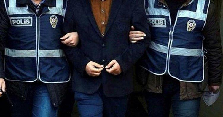 İzmir'deki FETÖ operasyonunda 22 tutuklama