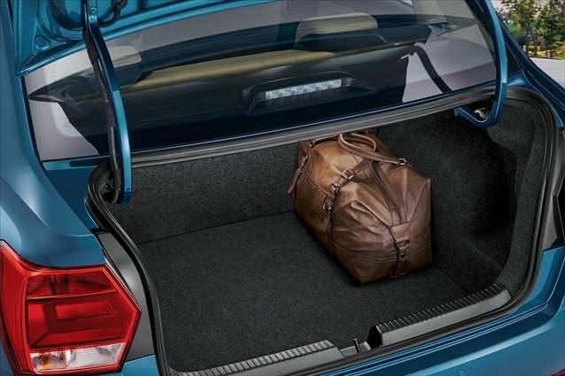 Volkswagen Ameo gün yüzüne çıktı