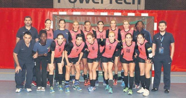 Şampiyon kızlar