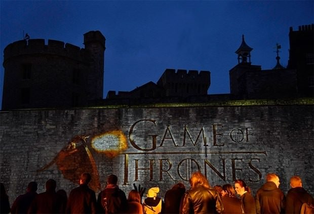 'Game Of Thrones'un 5. sezonunun prömiyeri yapıldı