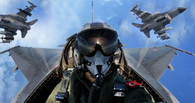 Hava Kuvvetlerine dönüş için ilk başvuru geldi