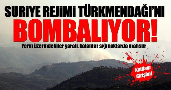Esed Türkmendağı'na geri döndü!