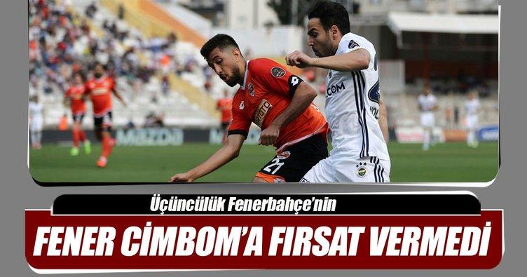 Fenerbahçe ligi üçüncü bitirdi