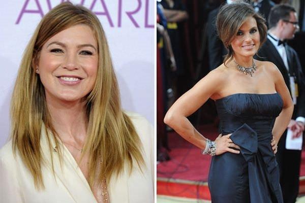 Televizyon dünyasının en çok kazanan kadın oyuncuları