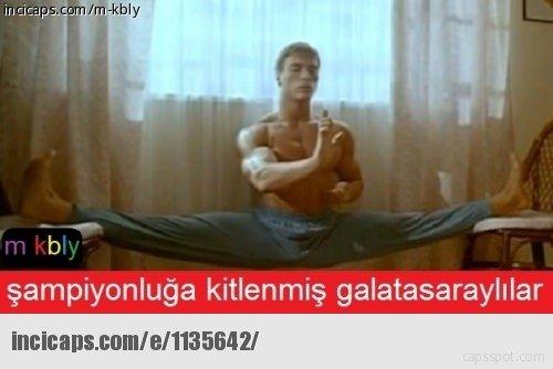 Galatasaray - Gençlerbirliği maçının güldüren caps'leri