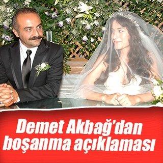 Demet Akbağ: Yılmaz ile Belçim boşanmaz