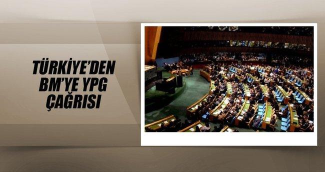 Türkiye'den BM'ye: YPG'nin insan hakları ihlallerini araştırın