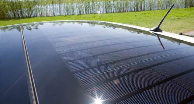 Solar Tavanlı Toyota Prius
