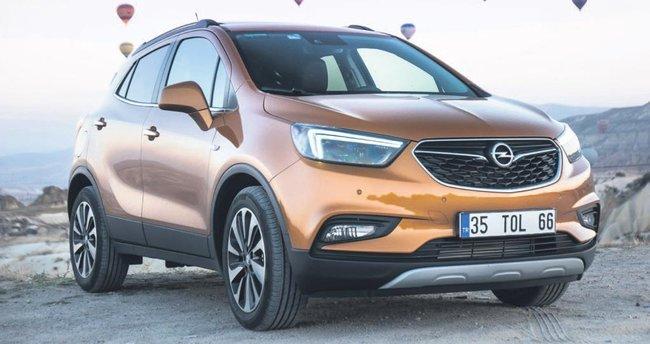 Opel Mokka X satışa sunuldu