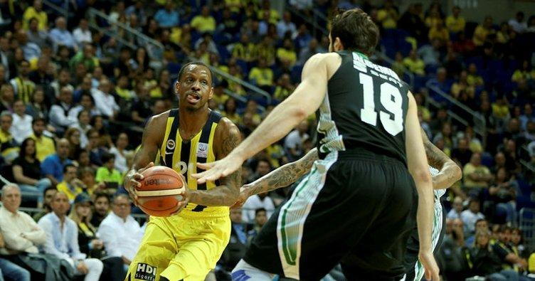 Fenerbahçe, Darüşşafaka Doğuş'u ağırlıyor