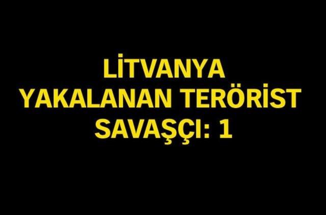TSK terör listesini yayınladı!