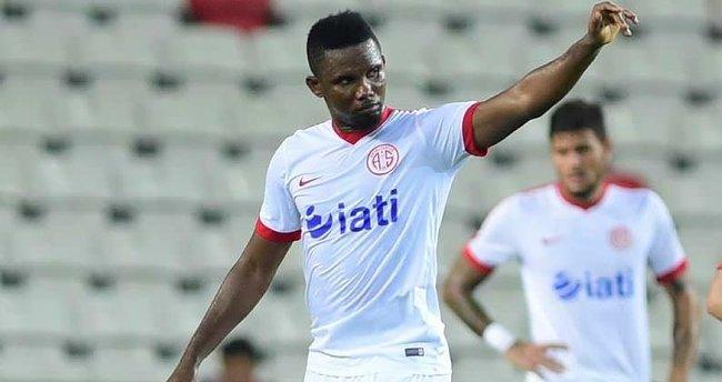 Antalyaspor'da flaş Eto'o kararı!