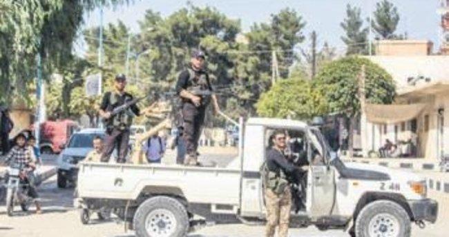 Cerablus'ta polis teşkilatı kuruldu