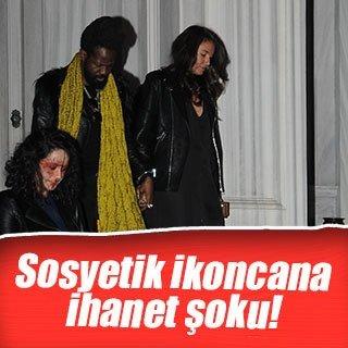 Sosyetik ikoncan Eda Taşpınar'a ihanet şoku
