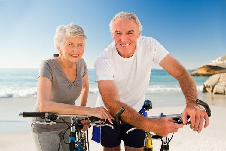 10 adımda sağlıklı yaşlanın!