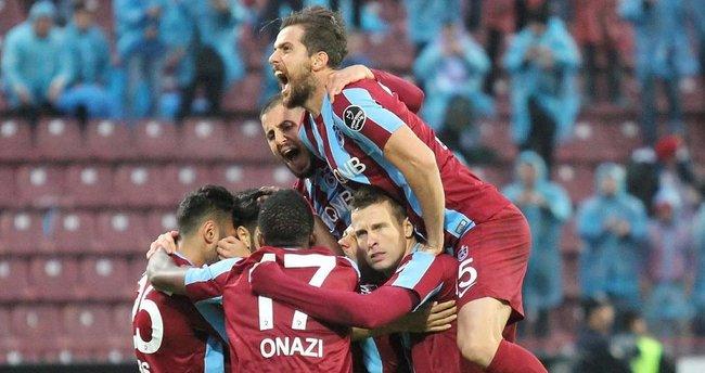 Trabzonspor, Gençlerbirliği'ne konuk oluyor