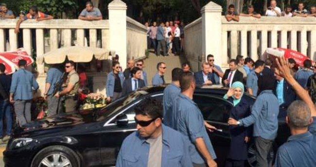 Cumhurbaşkanı Erdoğan'dan kabir ziyareti