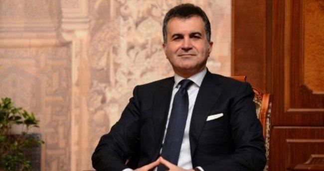 AB Bakanı Çelik, Brüksel'e gidiyor