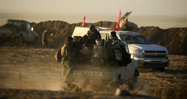 Haşdi Şabi Türkmenlerin bağlantı yolunu kesti