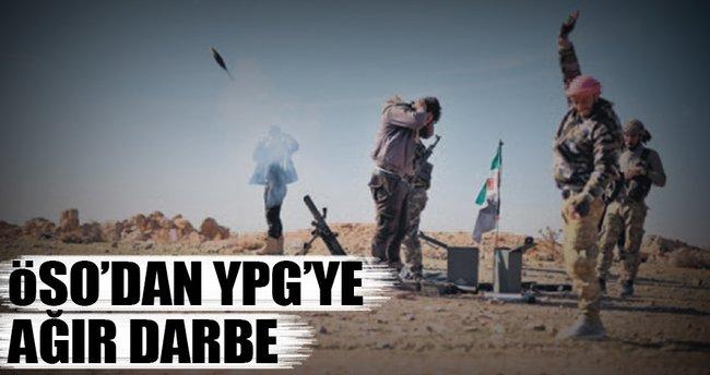 Muhalifler YPG'den 4 köy aldı