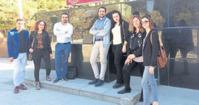 Bal Arıları Projesi İzmir'de anlatıldı