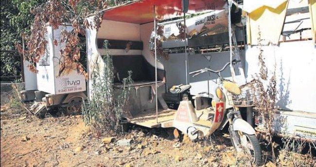 Güneş Taksi de Hoca kurbanı