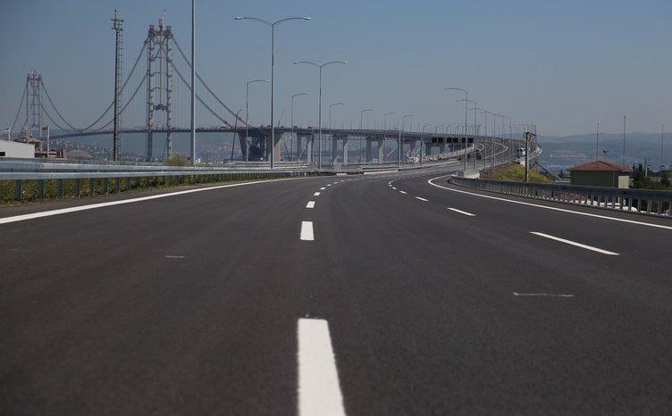 Osmangazi Köprüsü için tarihi gün!