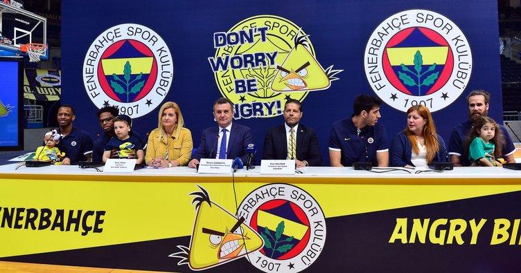 Fenerbahçe, Rovio ile işbirliği anlaşması imzaladı