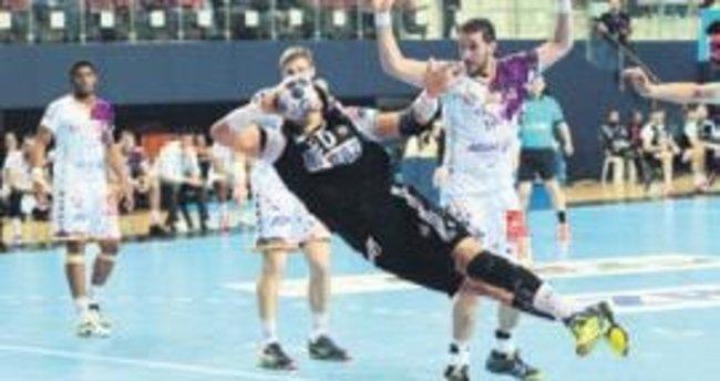Beşiktaş Mogaz Nantes'a yenildi