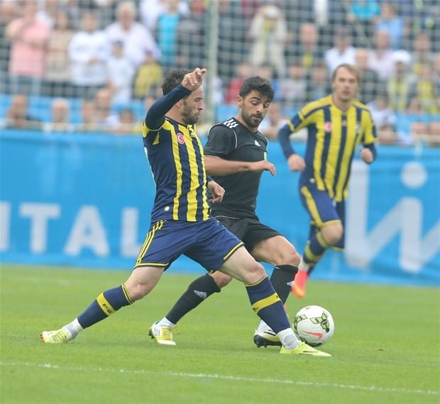 Fenerbahçe'nin çılgın 11'i