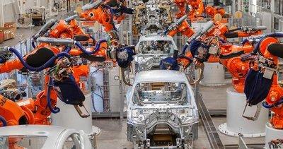 Otomotiv devi üretimi durdu!