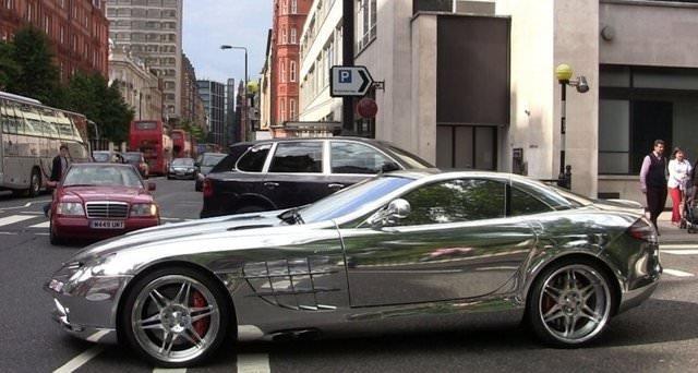 Mercedes'in en pahalı otomobilleri