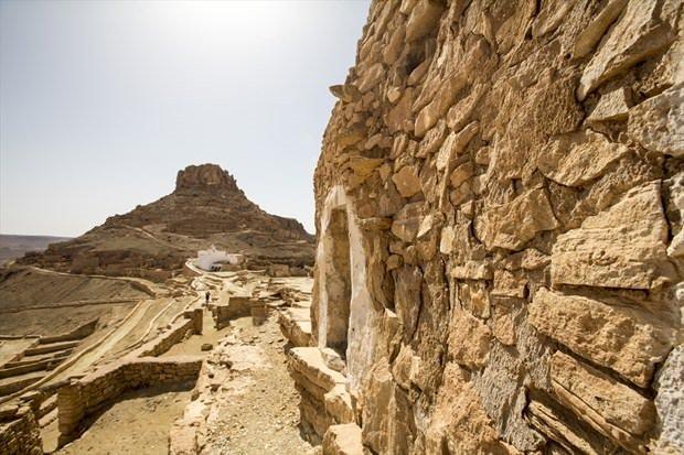 Tunus'un göz alıcı çöl sarayları
