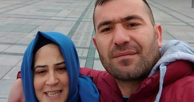 Cezaevinden çıktı karısını bıçakladı