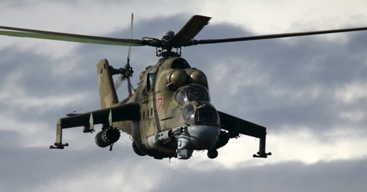 Rusya'dan flaş iddia: ABD helikopterleri DEAŞ'lı komutanları tahliye etti!