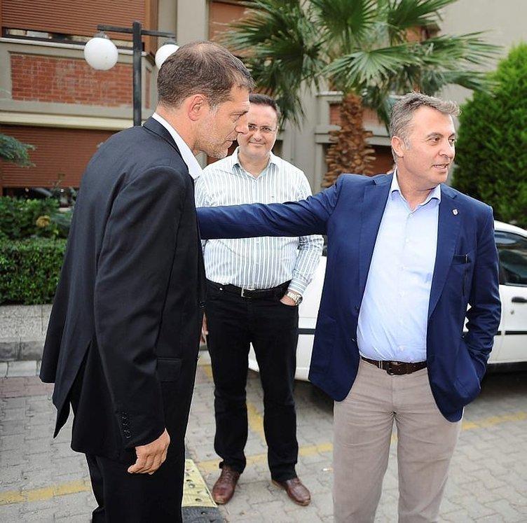 Beşiktaş'ta Gökhan Töre krizi!