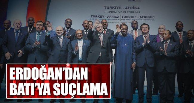 Afrika ülkelerine FETÖ uyarısı