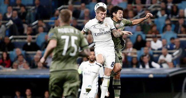 Real Madrid gol yağdırdı