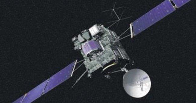 Rosetta'ya veda