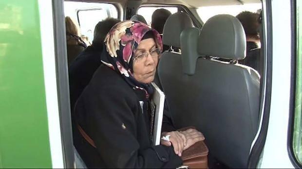 Yelda Kahvecioğlu son yolculuğuna uğurlandı