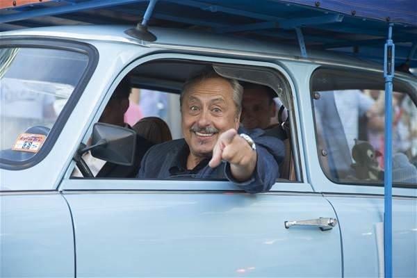 Trabant 60 yaşına giriyor