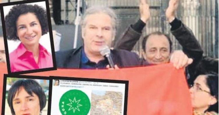 AGİT gözlemcileri terör destekçisi çıktı