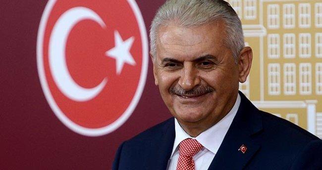 Başbakan Yıldırım cuma günü İzmir'de