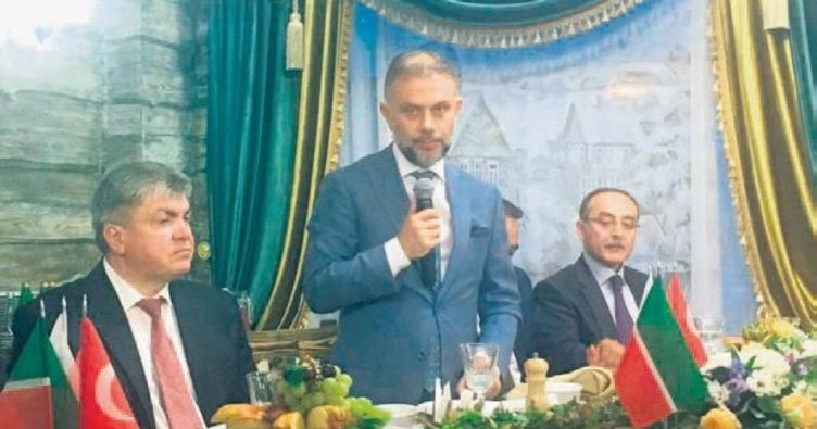 Ertürk'ten Tataristan çıkarması