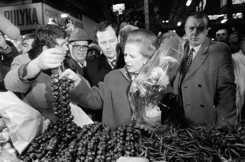 Demir Leydi Margaret Thatcher
